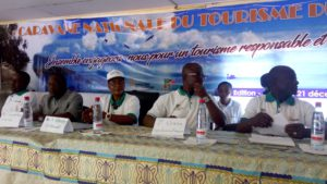 Caravane nationale du Tourisme durable