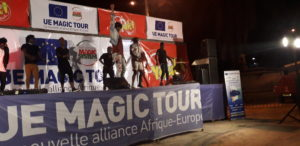 Man/Magic Tour : TNT, enk2k, Yabongo lova, Safarel mettent le feu